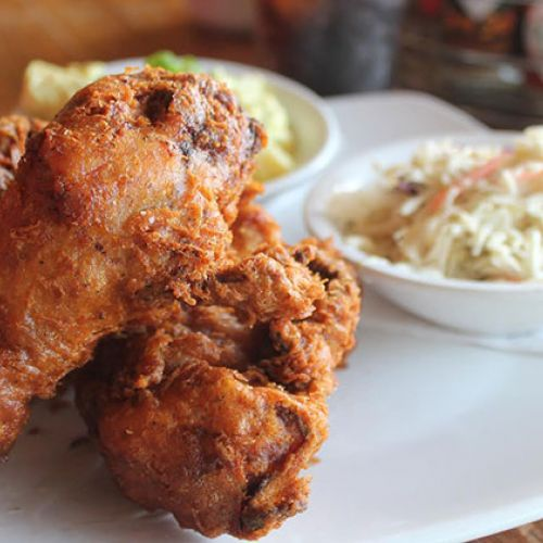 John Currence's Cola-Fried Chicken