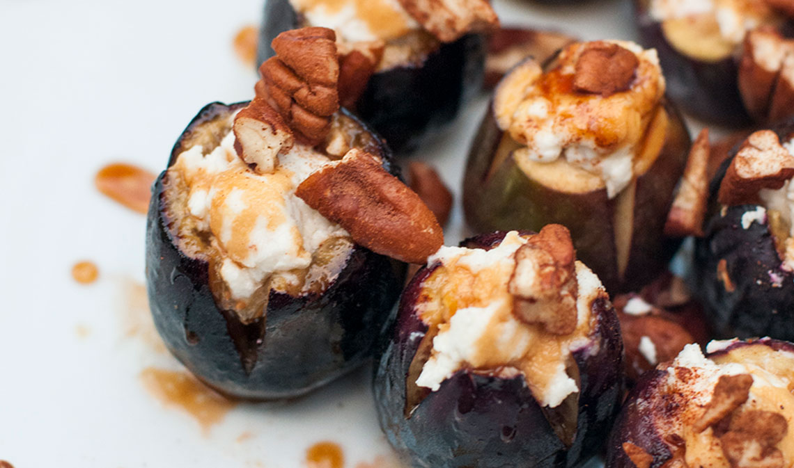 stuffed fig