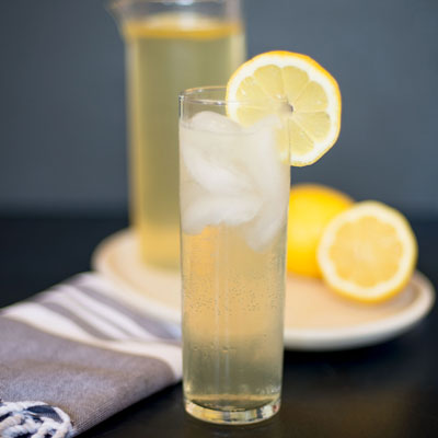 "Gary Kelleher's ""It's Okay With My Wife, I Swear"" Honeysuckle Lemonade"