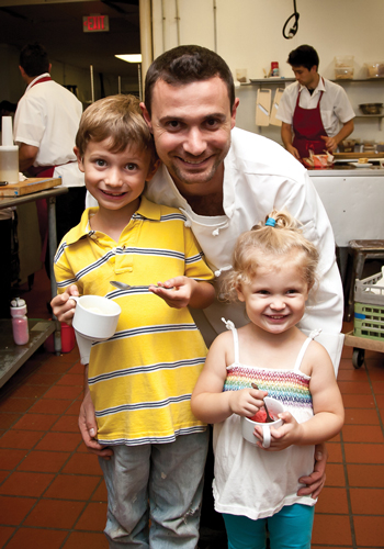 Shawn-with-kids-in-kitchen