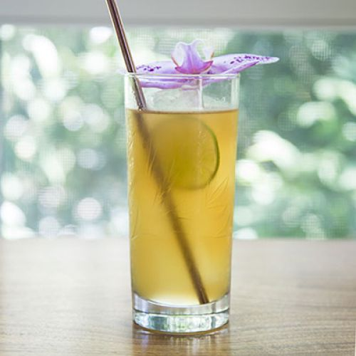 The a.k.a Pineapple-Coconut Mai Tai